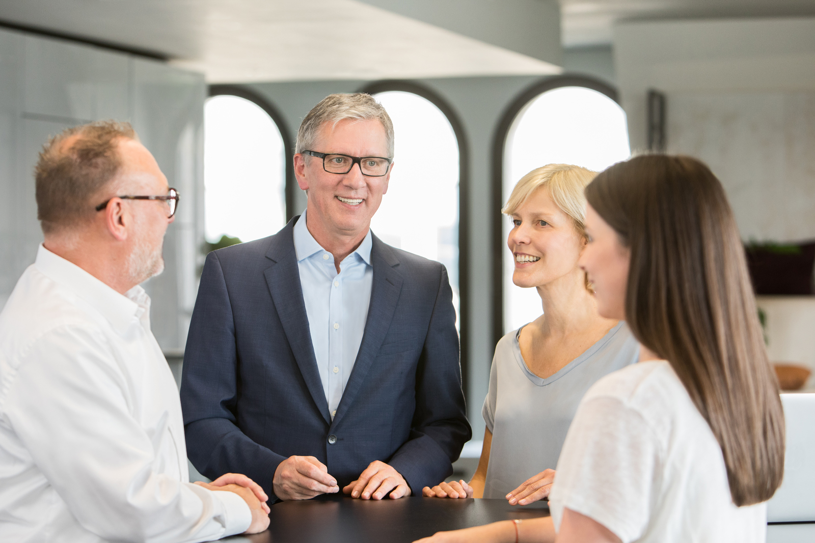 03 schneider executives consulting firma businessportraits - Consulting Fotografie im Design Office