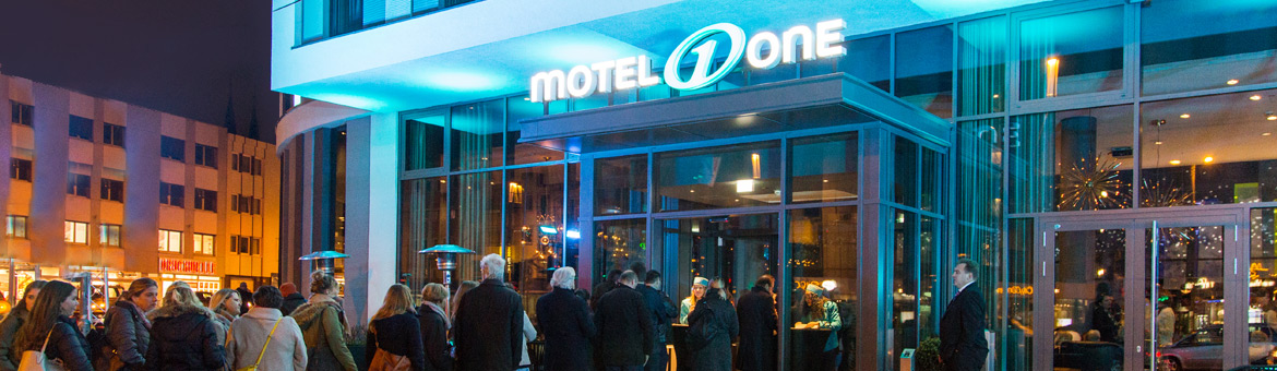 Motel One Bonn Beethoven – Opening Event