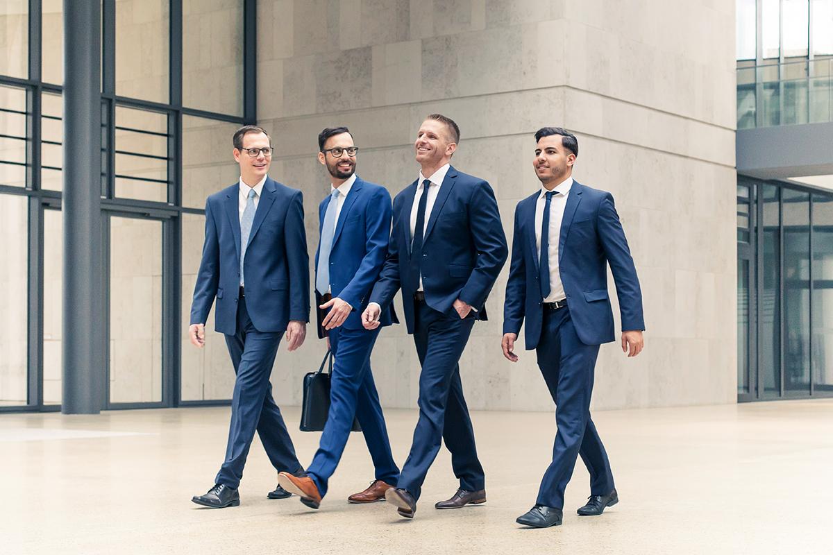 03 businessportraits teamportraits unternehmensberatung jahnes bonn - Gut beraten - Businessfotografie in Bonn